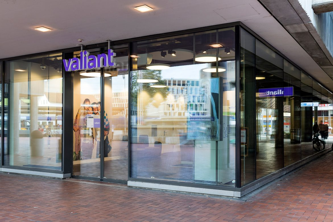 New bank connection to Valiant Bank